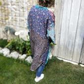Les Kimonos sont là ! Parfait pour le printemps en guise de veste et pour cet été par dessus un maillot de bain👙  #kimono #look #mode #style #boutiqueenligne #tenuedujour #ootd #entrepreneuse #frenchriviera #boho #boheme #belettecollection #kimonoindien #kimonopatchwork #shoponline #hippiechic #love #collectionprintemps