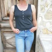 Hello sunshine 🌅  #newco #frenchriviera #belettecollection #lookoftheday #look #mode #instashop #top #debardeur #jeans #vetementsfemme #shoponline #eshop #shopping #photodujour #love #boutiqueenligne