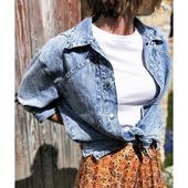 Hello 🌞  #eshopmode #shop #tendance #chemisejeans #belettecollection #boutiqueenligne #instalook #instashop #frenchriviera #picoftheday #chemise #rockboheme #boho #look #instashop #vetementsfemme #fetedesmeres #eshopping #fashion