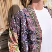 Bonne journée à tous☀️  #kimono #ootd #picoftheday #instalook #instamode #shoponline #eshop #belettecollection #frenchriviera #passionkimono #newco #lovemyjob #entrepreneuse #lovefashion