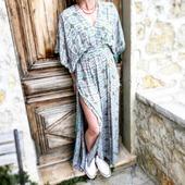 Vive le printemps !!  #robes #printemps #picoftheday #sun #mode #frenchriviera #boheme #hippiechic #eshop #shoponline #look #tendance #shopping #entrepreneuse #robebohème