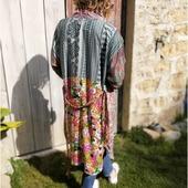 Hello 🌺  #kimono #look #picoftheday #tendance #mode #shoponline #entrepreneuse #lovemyjob #nouvellecollection #outfit #outfitinspiration #bohemechic #collectionprintemps #frenchriviera #vetementsfemme #ootd #belettecollection